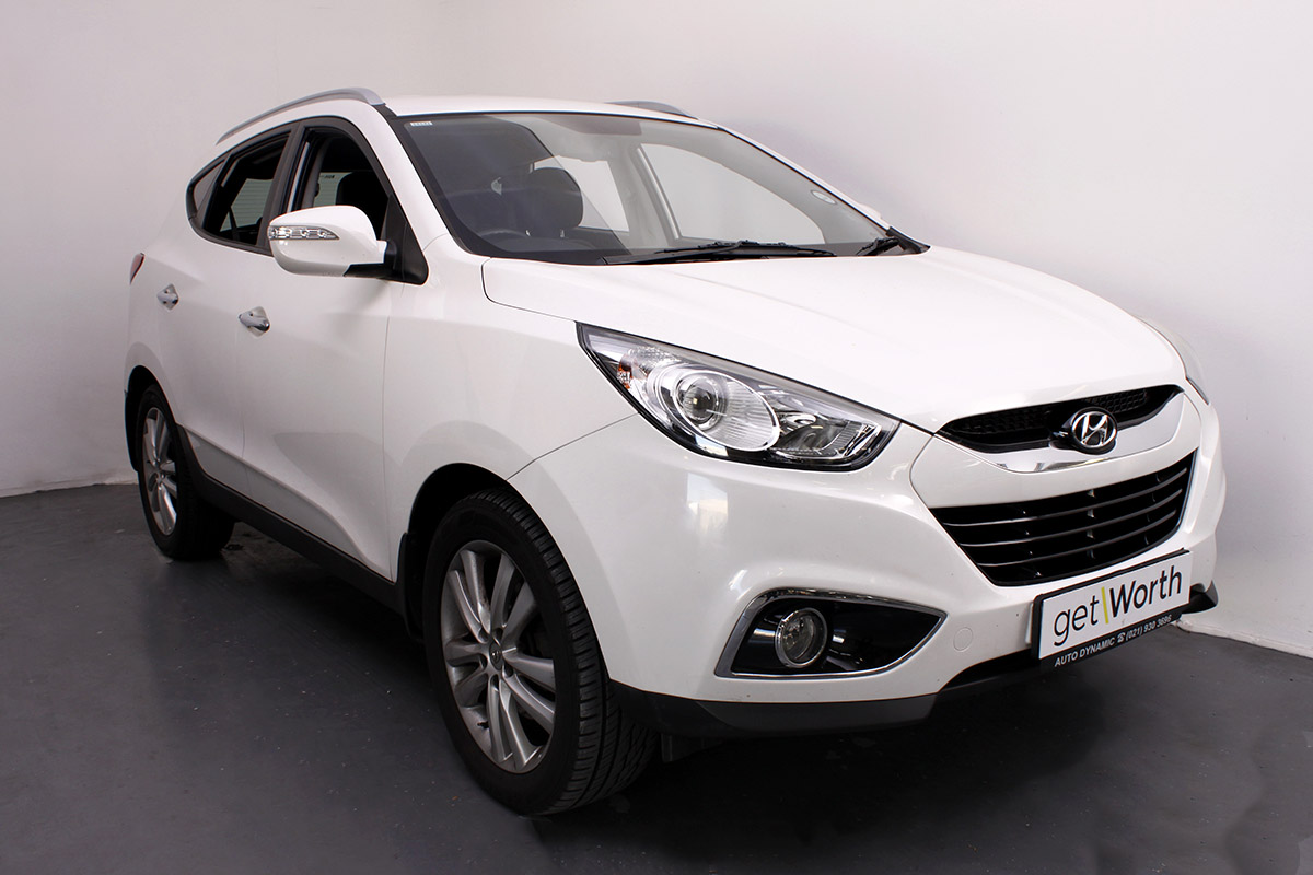 Used 2014 Hyundai Ix35 For Sale In South Africa Getworth